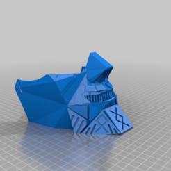 Descargar archivos 3D gratis La máscara de Frey, El_Mutanto