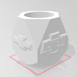 chevrolet.png Download STL file Chevrolet Mate • 3D printable model, joakofernandez94