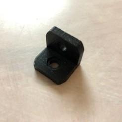 IMG_3089.jpg Télécharger fichier STL Support à angle droit pour le boîtier en acrylique de 3D Upfitters • Objet imprimable en 3D, JWizard