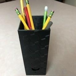 IMG_2801.jpg Télécharger fichier STL Porte-crayons et stylos JWizard pour l'appareil photo Wyze • Plan pour impression 3D, JWizard