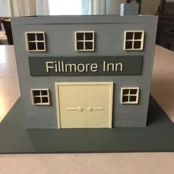 IMG_2558.jpg Download OBJ file Fillmore Inn • 3D printer template, JWizard