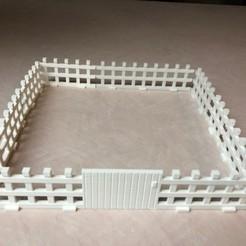 IMG_2604.jpg Download STL file Fence • 3D printer model, JWizard
