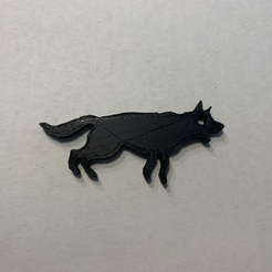 IMG_0804.jpg Download STL file German Shepard Keychain • Design to 3D print, ChrisKits