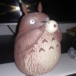 Descargar modelos 3D gratis Familia Totoro (Mi vecino Totoro), agilakbar11