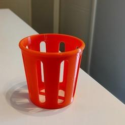 Descargar diseños 3D gratis soporte para tazas, Ergonome