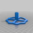 Download free 3D printing designs Spring tensioner for chainsaw., Fjellstedt