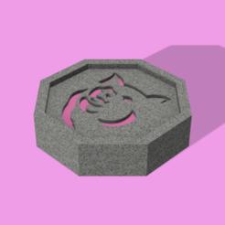 Download free 3D printer designs Pig talisman / pig talisman (Jackie chan), DrBlue3D
