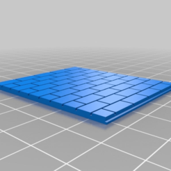Descargar modelos 3D gratis Torre de 12 lados - paneles de ladrillo, ec3d