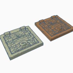 Descargar modelo 3D gratis Trampillas de OpenForge - 28mm, ec3d