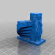 Download free 3D print files Crypt stairs - 28mm gaming, ec3d