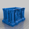 ae886891d180e7e37a711ea4a7dd767f.png Download free STL file Tomb (Ruined and Intact) - 28mm gaming • Model to 3D print, ec3d