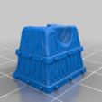 Download free 3D printing designs 28mm Headsman's Block and Axe, Curufin