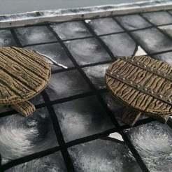 Descargar Modelos 3D para imprimir gratis Mesa redonda de 28 mm, Curufin