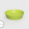 Download free 3MF file Magnetic Small Parts Bowl • 3D print object, TaylorsMake
