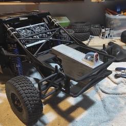 IMG_20201003_201106.jpg Download STL file rear tank for losi baja rey  • 3D printable design, zingatosto
