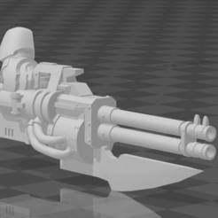 Capture.JPG Download free STL file Terminator Butcher Cannons • 3D printing model, codewalrus