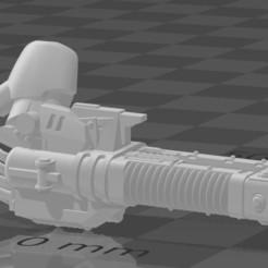 Capture.JPG Download free STL file Tartaros Heavy Death Ray • Object to 3D print, codewalrus