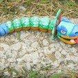 Quetzalcoatl 01.jpg Download free STL file Feathered Snake Quetzalcoatl • Object to 3D print, Markdejavu