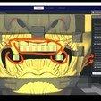 Download 3D printing templates Ghost of Tsushima Mask, markdeyaboo
