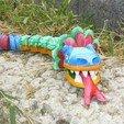 Quetzalcoatl 02.jpg Download free STL file Feathered Snake Quetzalcoatl • Object to 3D print, Markdejavu