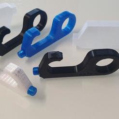 photo_2020-03-23_23-49-43.jpg Download STL file COVID-19 PUSH-BUTTON HANDLE • 3D printing object, KATX