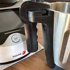 IMG_9840.jpg Télécharger fichier STL gratuit Poignet robot cuisine Fagor Carrefour • Design pour impression 3D, LaFrot