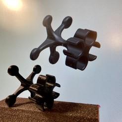 IMG_5.jpg Download free STL file Straw Holder • 3D printing design, Georgeo_3D