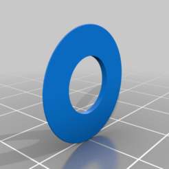 Part_A.png Download free STL file Eyelet for EVA foam • 3D printable object, diegolm