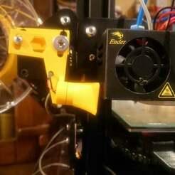 133433953_433331644693678_4841504900514557110_n.jpg Télécharger fichier STL Lumière pour ender3 /ender 3 pro • Modèle pour imprimante 3D, kehvik