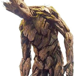 Download 3D printer designs Groot Large 650mm, terencegross