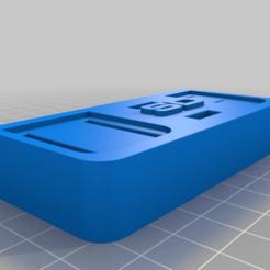 Imprimir en 3D gratis Soporte SD y Usb para el Alfawise U30 Pro / Longer LK4 Pro, iAlbo