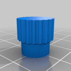 New_Project_001.png Download free STL file Z Axis Handle V2 • 3D print object, iAlbo