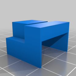 Download free STL files Z Axis Stopper Cover, iAlbo