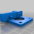 Staffa_Finale.png Télécharger fichier STL gratuit Modernisation de l'extrudeuse TPU - pas besoin de PTFE • Plan pour impression 3D, iAlbo