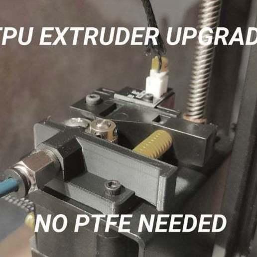 THINGVERSE.jpg Télécharger fichier STL gratuit Modernisation de l'extrudeuse TPU - pas besoin de PTFE • Plan pour impression 3D, iAlbo