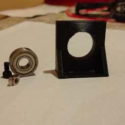 IMG20200320005940.jpg Télécharger fichier STL gratuit Roulement de l'axe Z - Mise à niveau de l'imprimante 3d • Objet imprimable en 3D, iAlbo