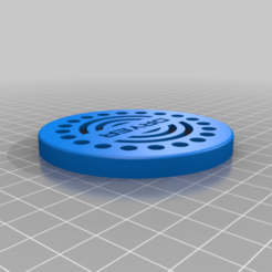 Ring_x2.png Download free STL file Filament Dryer Inside Spool • Object to 3D print, iAlbo