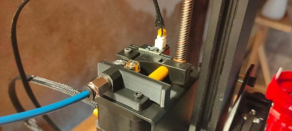 IMG20200718195655.jpg Télécharger fichier STL gratuit Modernisation de l'extrudeuse TPU - pas besoin de PTFE • Plan pour impression 3D, iAlbo