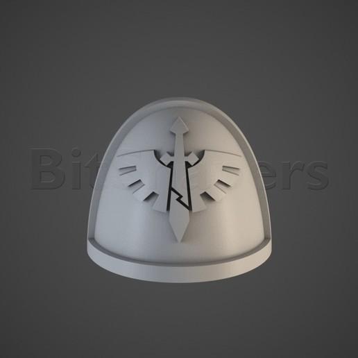 DW.RGB_color.0002.jpg Télécharger fichier OBJ Les épaules des vétérans de la compagnie Angels of Hell • Plan pour imprimante 3D, BitShapers