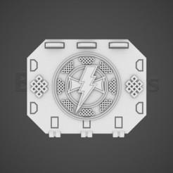 ws01.jpg Télécharger fichier OBJ Kit de portes de réservoir des Mongols de l'espace • Design à imprimer en 3D, BitShapers