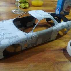 Download free 3D printer model Mazda rx7, nicolastedeschi922