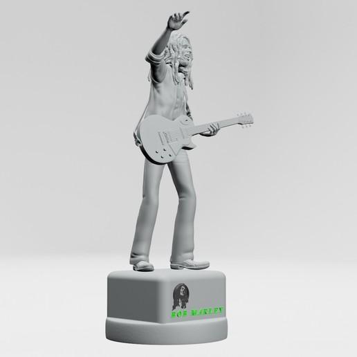 16.jpg Descargar archivo STL Bob Marley - Imprimible en 3D • Objeto imprimible en 3D, ronnie_yonk