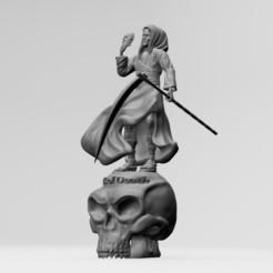1.jpg Download STL file Gods of Death - 3D Printable • Design to 3D print, ronnie_yonk