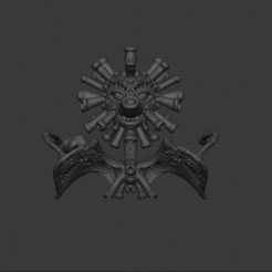 Download free 3D print files COVID 19 DRAGON, ronnie_yonk