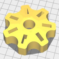 clé usb cults 3d.PNG Download STL file USB key holder • 3D print design, eachinefalcon250