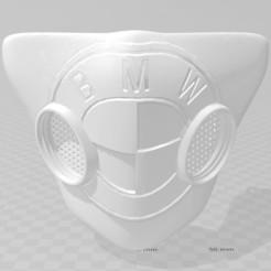 Descargar modelos 3D Máscara de BMW, miloo59