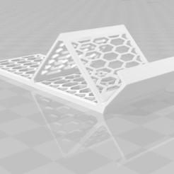 Download free 3D printer templates Phone holder 5 grams, miloo59