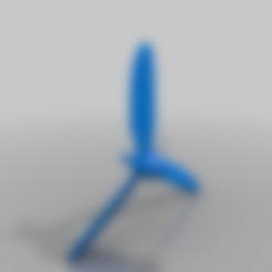 Télécharger fichier STL gratuit La girouette • Design pour imprimante 3D, Evgen3D
