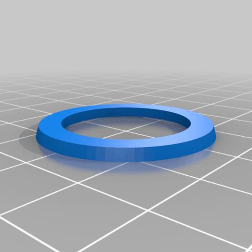 ring_2_mm.png Download free STL file Wind vane fly • 3D printable model, Evgen3D