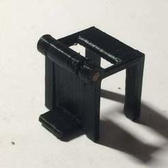 Download free 3D printer templates Webcam Cover HP HD 2300, Sofedar